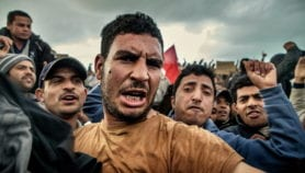 Libyans protest at severe water crisis