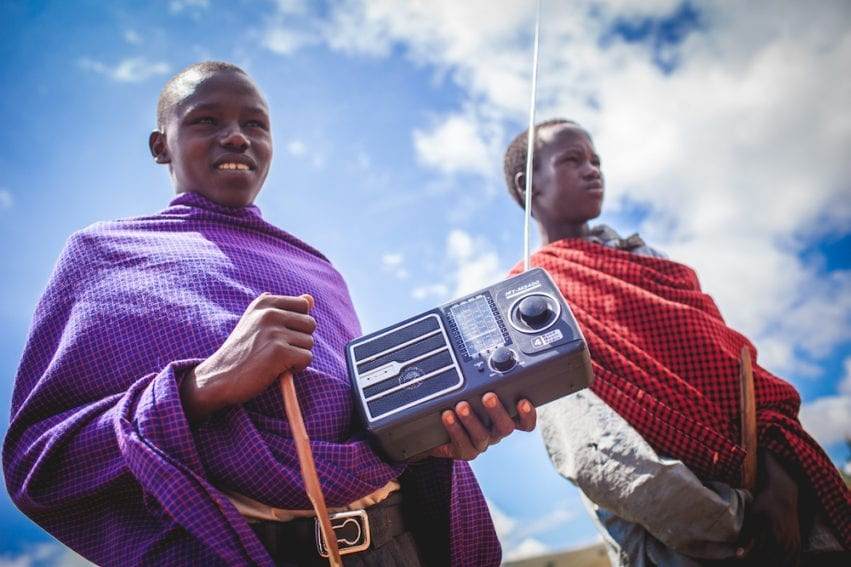 Radio and mobile phones can help build local understanding of disease and get indigenous knowledge to researchers. Community radio is the most accessible medium in Tanzania, and enables pastoralists and health providers to converse. Providing information in local languages and familiar cultural forms is essential