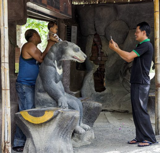 In 2007 the World Expeditions Bear Discovery Centre was opened, featuring life-size models and interactive displays to explain the vital role that bears play in forest ecosystems as well as the ways in which visitors can help to protect the bears.