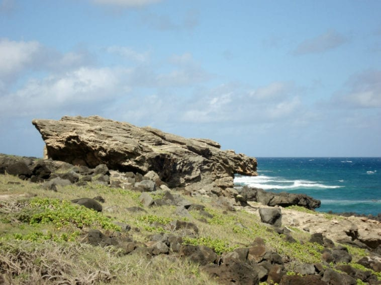In Hawaiian legend, Ka'ena Point on the western-most tip of O'ahu island is the 'jumping off point' of souls travelling to the afterlife. The area is of deep spiritual significance in local culture.