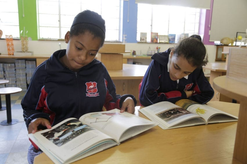 The school's science lab. With support from Partnerships for Possibility, AusAID, the University of the Western Cape (UWC) and the Garden Cities Archway Foundation, the school built and opened a new science lab on 18 July 2012, Nelson Mandela's birthday. UWC has trained teachers at Kannemeyer and other nearby schools
