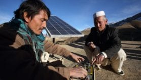 Barefoot engineers bring solar power to Afghanistan