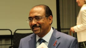 """UNAIDS leader to resign next year after review voices """"no confidence"""""""