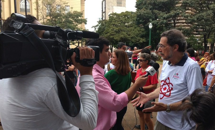 Brazil: Bello Horizonte was one of the 25 Brazilian cities that joined the global initiative, and called the attention of the press.