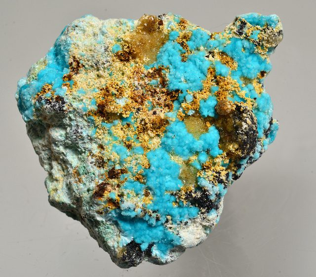 Copper ore_Flickr_Grand Canyon NPS