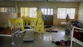 Ebola beds saved 40,000 in Sierra Leone