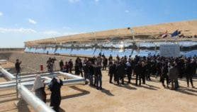 Egypt's new solar power plant to train African scientists