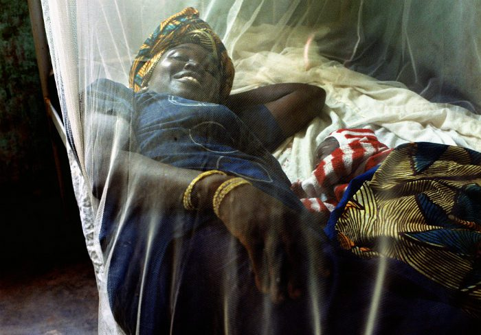 Malaria tablet prevents fights woman bed.jpg