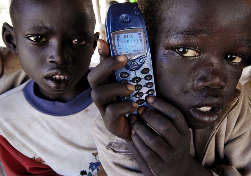 Mobile africa education