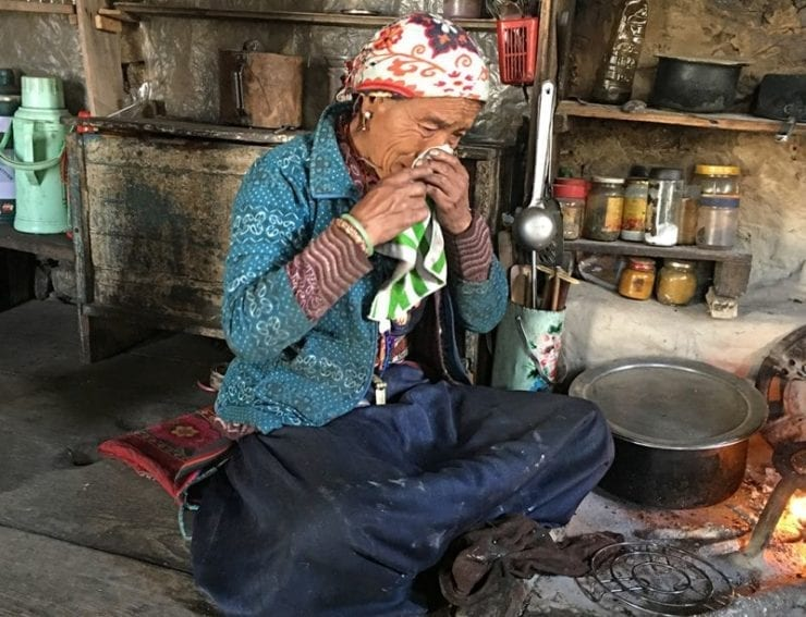 Tharchen Tamang, a villager in Mundu in the Langtang Valley, recalls the horrific day when the deadly avalanche buried two of her five children and their entire families — including all five of her grandchildren — along with a dozen relatives
