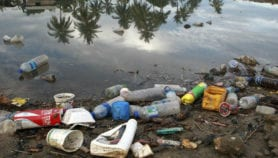Plastic debris can escape Pacific 'garbage patch'