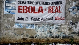Ebola funding held up by 'inefficient' WHO alert system