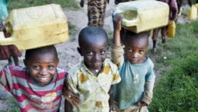 Mobile technology improves water access in Rwanda