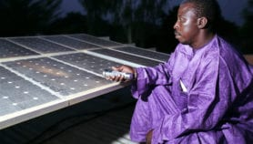 Africa urged to 'go big' on solar
