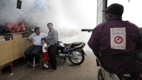 Call for more weaponry against 'neglected malaria'