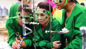 'Girls' in the lab and the point of science engagement