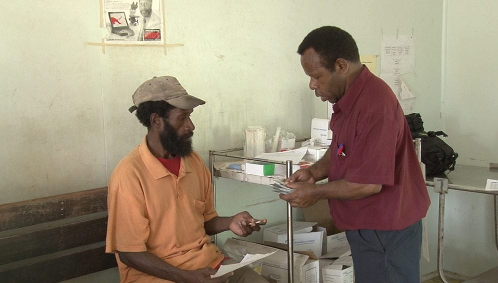 AMR - Spotlight - Africa2019s forgotten health crisis patient getting treatment