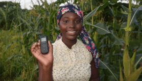 Start-ups ring the changes in farming phone-tech