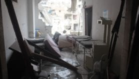 Idlib facing disease outbreak after hospitals bombed
