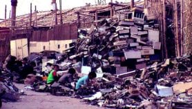 Cadmium levels in waste pickers 'four times higher'