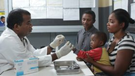 Distribution key as WHO approves first malaria vaccine