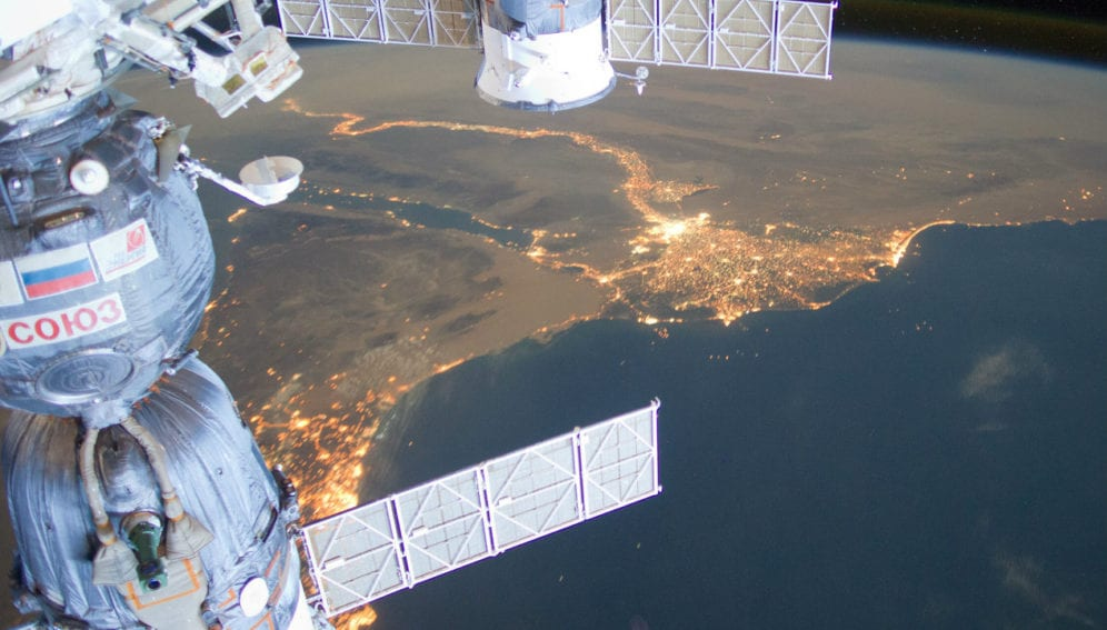 Egypt from space_Flickr_NASA_JSC