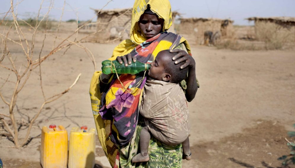 A devastating drought is causing the worst food crisis to hit Ethiopia