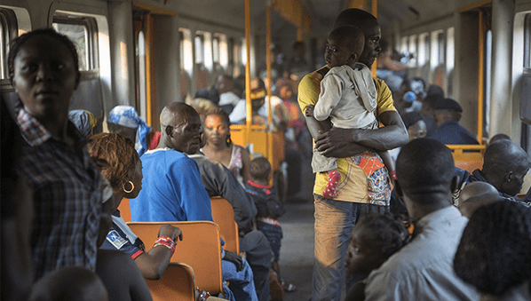 Africa Bus Migrations