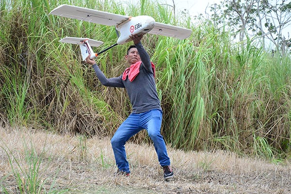 drones 2 panama by fao