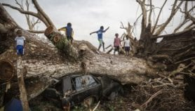 Pacific islands threatened by waves of climate change