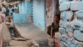 'Poverty clock' ticks with real-time data