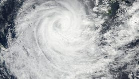 No clear link between Fiji storm intensity, climate change