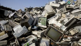 Forty per cent of global e-waste comes from Asia