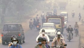 South-East Asia again grapples with haze problem