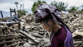 Natural disasters displaced fewer people last year