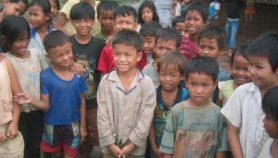 Children in poor nations slow in developing basic skills