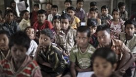 Fighting stunting in India