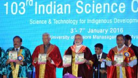 Indian Science Congress losing the plot?