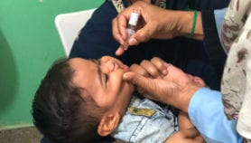 COVID-19 lockdowns cause polio spike in Pakistan