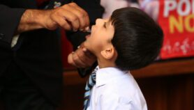Child vaccination rates fall to decade low amid pandemic