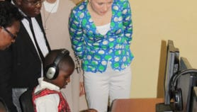 Project aims to equip blind students to visualise data