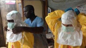 GIS maps helping track West African Ebola