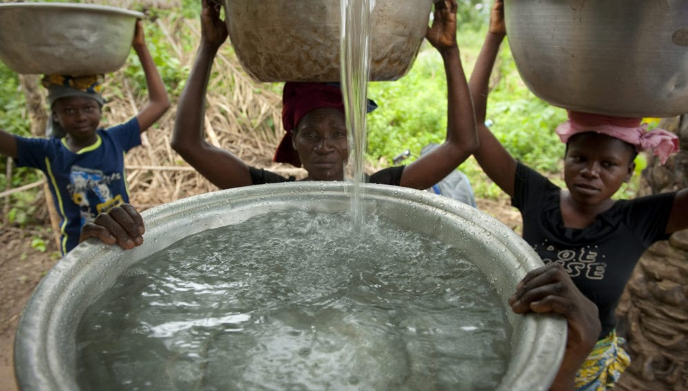 Accessing safe and clean water