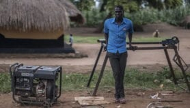 Africa grapples with diesel generators'health problems