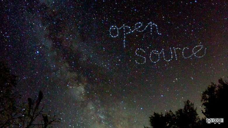 Open Source Stars_Flickr_opensourcecom