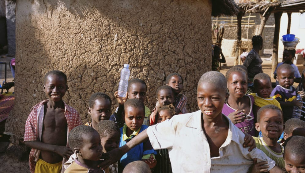 Safe water and sanitation for all
