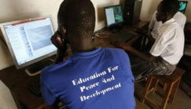 Africa's first online database on education research