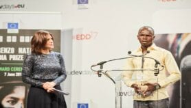 Africa's young leaders light up Europe
