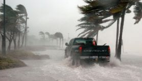 Extreme weather events 'threaten vital infrastructure'