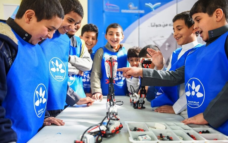 STEM in Saudi Arabia